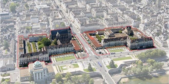 Pour la ville de tours pierre patout invente la ville jardin zone franche - Terrasse jardin ville tours ...