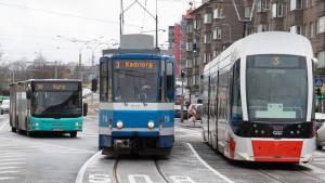 Train de vie à Tallinn - Photo news.err.ee