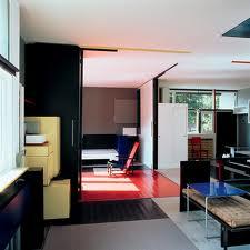 Vue 4 de la pièce à vivre de la maison Shröder