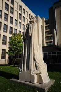 Jeanne au bücher - Maxime Real del Sarte - Université de Montréal