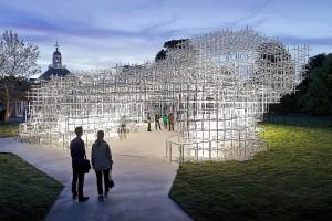 Entre un musée et un jardin