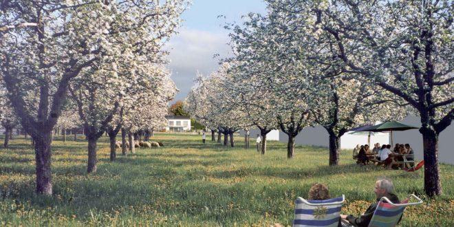 La ville agricole et l'agriculture urbaine, un quotidien des frères JANIN et de l'agence FABRIQUES Architectures Paysages
