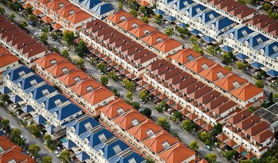 En 1967, le Village-Anjou, une nouvelle conception de l'habitat pensé d'une façon globale