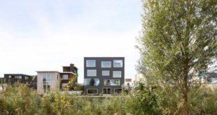 Marc Koehler architecte - Vue sur Polder