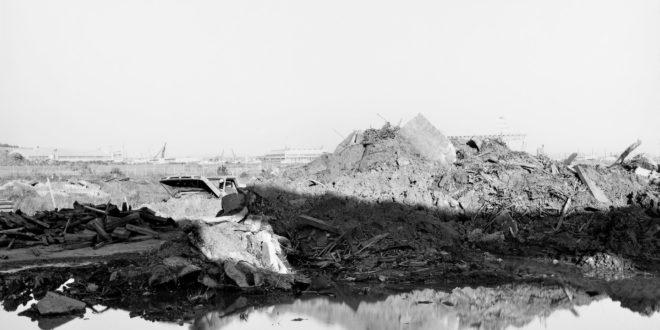 La question du paysage vue par Lewis Baltz