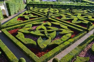 Jardin à la Française - Villandry