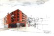 Les Briques Rouges du Pré Saint-Gervais racontées par  Cendrine Bonami-Redler