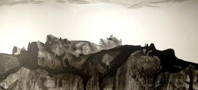 Gao Xingjian peint la beauté dans l'instant